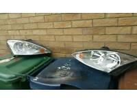 Mk1 focus head lights