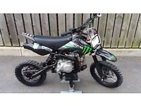 2014 Stomp 110cc Monster Energy Graphics...Pitbike owned from new