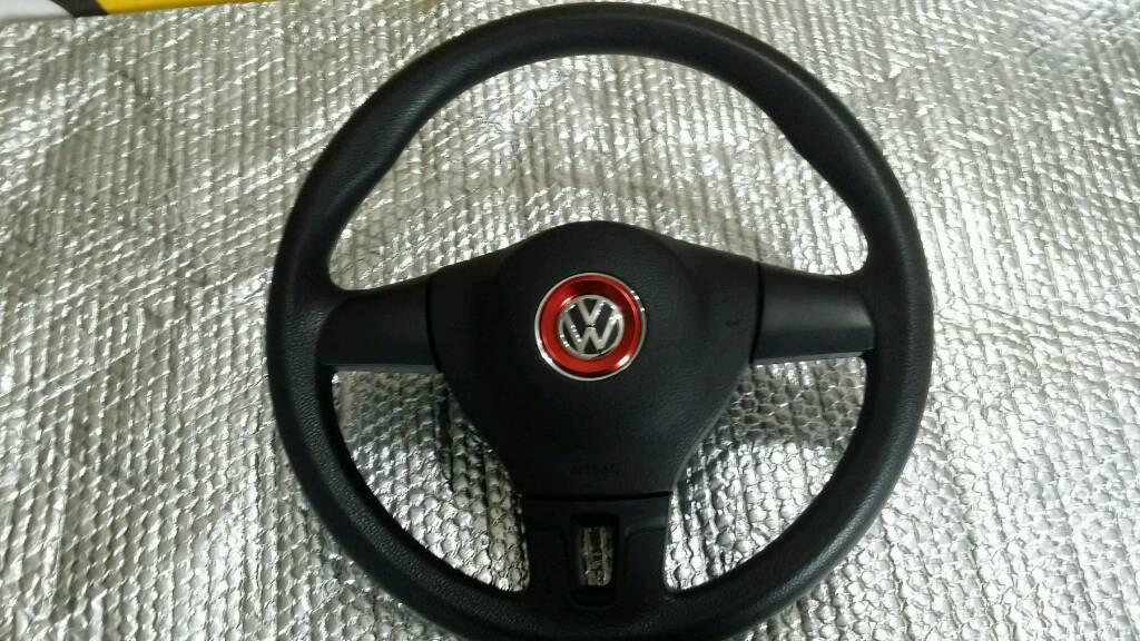 Vw t5 steering wheel