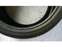Pirelli P Zero Rosso 255 35 19 Tyre