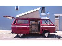 VW JOKER 4 BERTH POP TOP CAMPERVAN FOR SALE