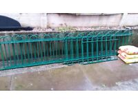 NEW Bow Top railing/fencing various lengths