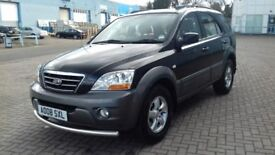 KIA SORENTO 2.5 CRDI XE.2008.MANUAL.*** RAC INSPECTED,REPORT AVAILABLE ***.EXCELLENT CONDITION.