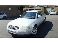 2004 VW PASSAT 1.9 DIESEL AUTOMATIC. PARKING SENSORS. MECHANICALLY IN EXCELLENT CONDITION