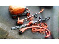 Flymo/Gardena power garden tools