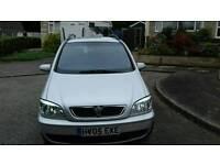 Vauxhall zafira breeze dti 7 seater