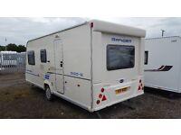 bailey ranger caravan 500/5 2010