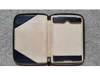 Leather I-Pad case North & Sparrow RRP $175