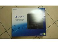 Brand New Ps4 players edition 1Tb Sealed with warranty