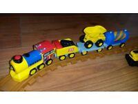 CAT Preschool Express Train set