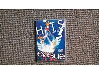 Erasure - The Hits - 2xDVD
