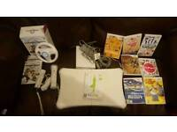 Wii console and Game bundle