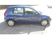 ford fiesta style climate 1.2 new mot part service £1595