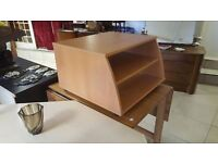 Veneered Small TV Unit in Good Condition