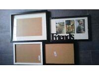 Ikea photoframes