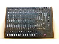 Allen and Heath Zed R16 Analog Mixer Firewire Mixing Desk Console - MINT CONDITION + BOX