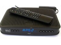 Virgin Media CISCO V Box HD 4585 DVB complete with Remote and Power supply