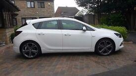 Vauxhall Astra 2.0 TECH LINE GT CDTI S/S 5d 165 BHP Sat Nav Superb Condition