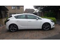 Vauxhall Astra 2.0 TECH LINE GT CDTI S/S 5d 165 BHP Sat Nav Superb Condition