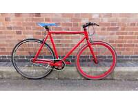 Fully Serviced with Receipt & ID 56cm Single Speed Bike