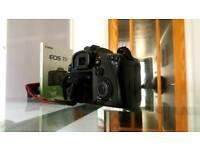 Canon EOS 7D 18MP DSLR Camera (Body Only)