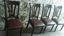 Good Solid Dining Chairs