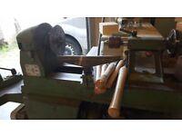 woodturning lathe wadkin