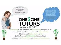 Tutoring Services from Qualified Teachers with DBS Clearance.