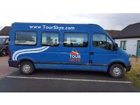 ***RENAULT MASTER 9 SEATER MINI-BUS WITH WHEELCHAIR LIFT QUICK SALE WANTED ***