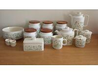 Vintage Retro Hornsea Fleur Pottery Various