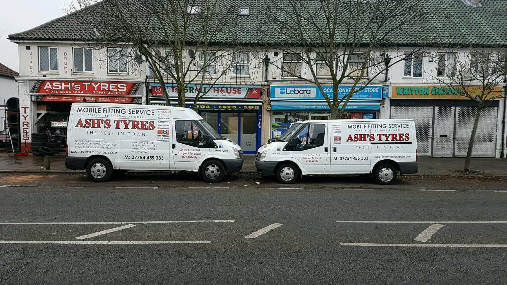 24 Hour Mobile Tyre Fitting Manchester