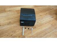 FOR PARTS - Wincor Nixdorf TH210-2905-0012 Thermal Receipt Printer -01750106920