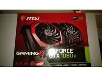 GTX 1080Ti - MSI Gaming X Graphics Card