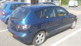 Mazda 3 td 1.6 diesel
