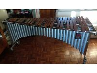 Premier 500 Professional 4 Octave Xylophone with Honduran Rosewood Bars