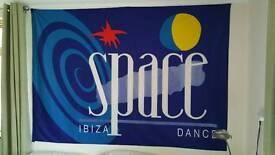 Space Ibiza Flag