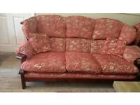 3+2+1 seater sofas excellent quality and condition