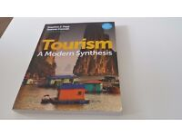 TOURISM A MODERN SYNTHESIS ( ACADEMIC TEXTBOOK)