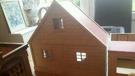 Sylvanian house and furniture