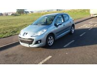 2009 Peugeot 207 1.4 Immaculate metallic blue