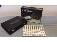 New Mah Jong Set. Unused and in original new condition