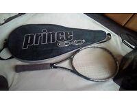 Tennis racquet for sale
