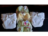 Nature babies reusable nappies