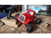 HIMOTO Road Warrior 1:10 Radio Control Electric Monster Truck Big Pete