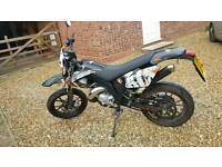 AJS JSM50 Motorbike