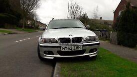 BMW 330i e46 touring