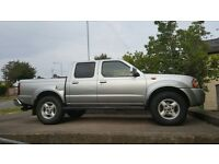 Nissan Navara D22 Four Door Cab Pick Up £3295 ono