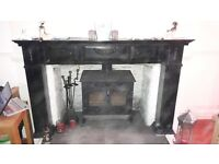 Multifuel coal/wood burner stove. 4 years old rarely used.