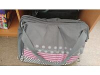Lassig baby changing bag