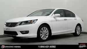 2013 Honda Accord EX-L V6 cuir radio satellite